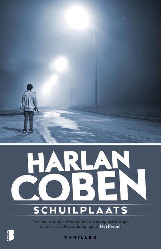 Mickey Bolitar - Schuilplaats - Harlan Coben  