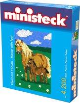 Ministeck Paard met Veulen