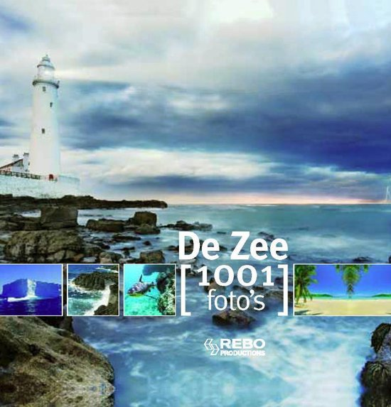 De Zee 1001 foto's - I. Masson-Deblaize |