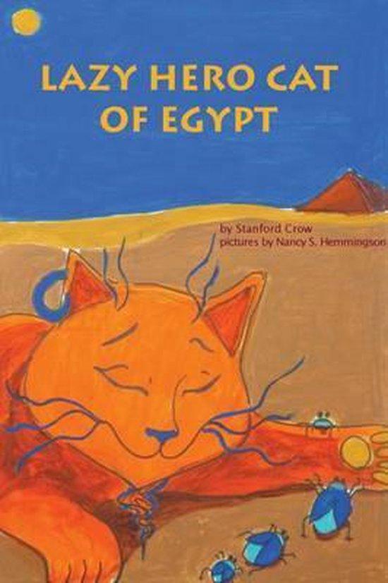 Lazy Hero Cat of Egypt