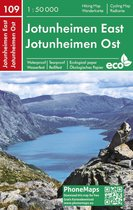F&B 109 Jotunheimen East Phonemap