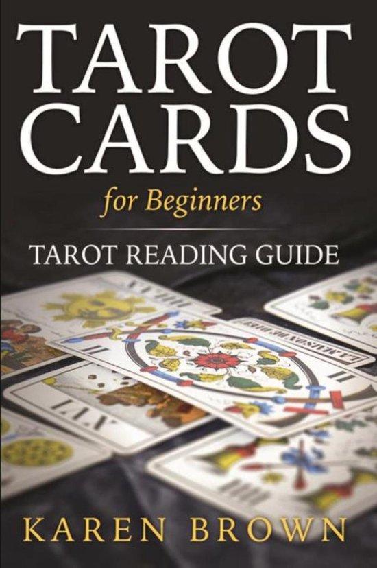 Boek cover Tarot Cards For Beginners van Karen Brown (Onbekend)