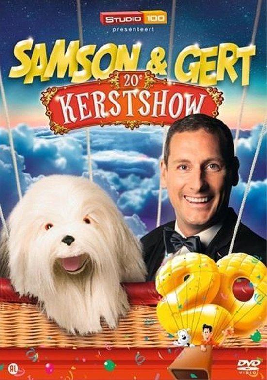 Cover van de film 'Samson & Gert - Kerstshow 2010-2011'