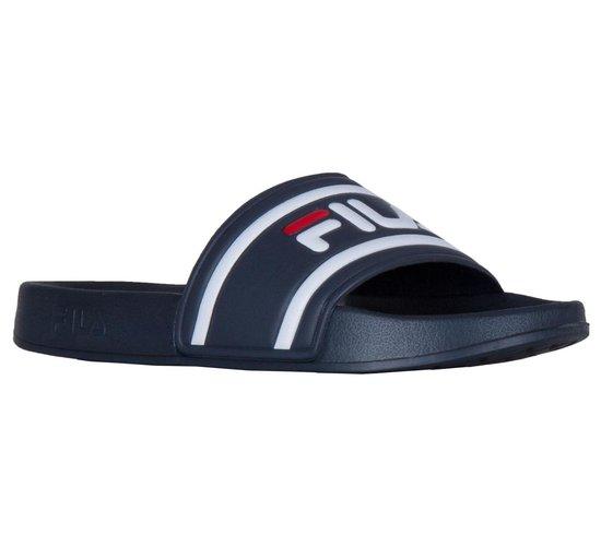 bol.com   Fila FW Slippers - Maat 40 - Mannen - navy/wit/rood