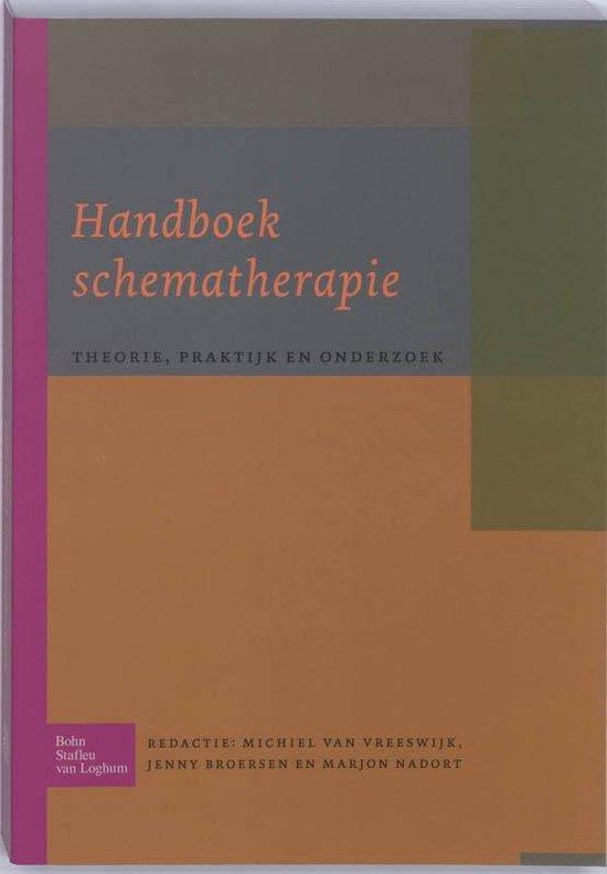 Handboek schematherapie - M Vreeswijk |
