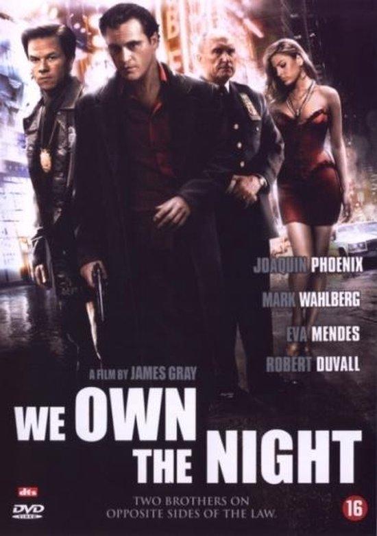 Cover van de film 'We Own The Night'