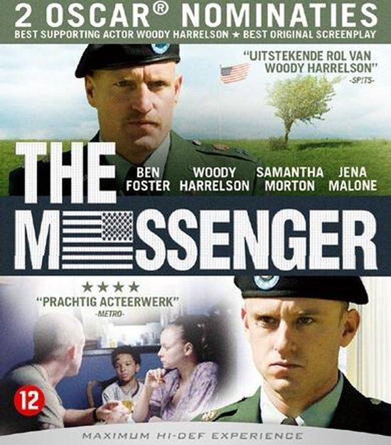 Cover van de film 'The Messenger'