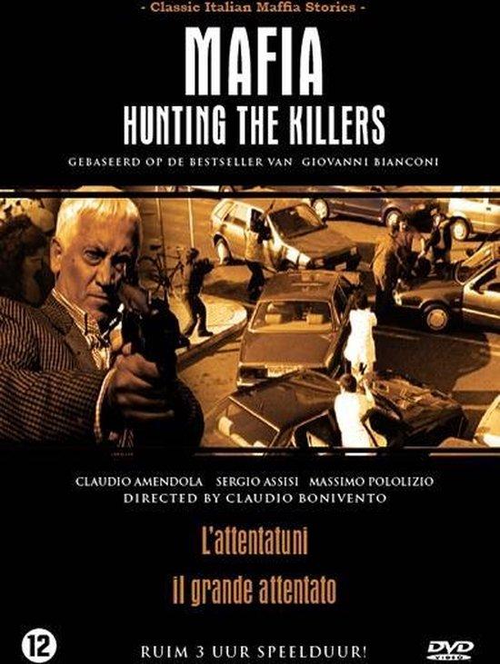 Cover van de film 'Mafia-Hunting The Killers'
