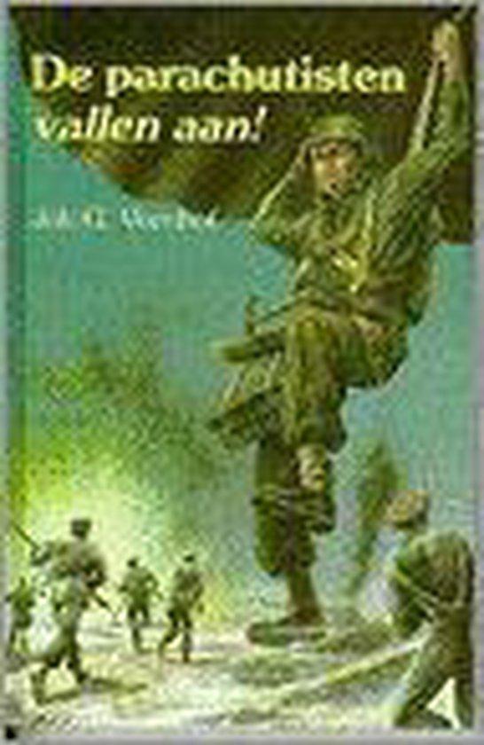 Parachutisten vallen aan, de - Joh.G. Veenhof pdf epub