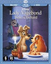 Lady en de Vagebond (Diamond Edition) (Blu-ray+Dvd)