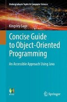 Concise Guide to Object-Oriented Programming