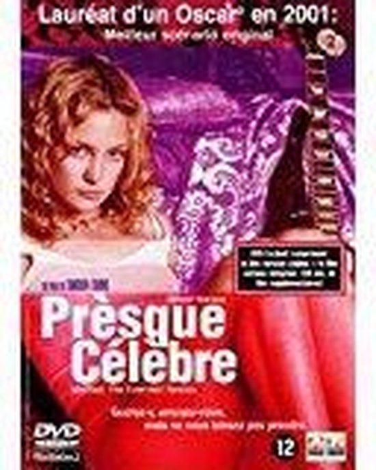 Cover van de film 'Presque Celebre'
