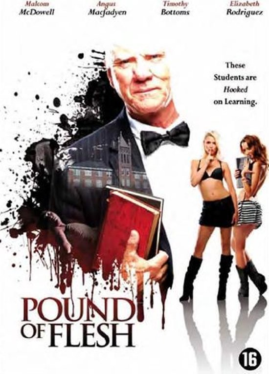 Cover van de film 'Pound Of Flesh'