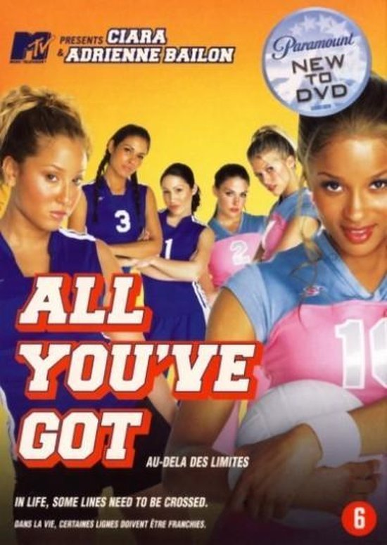 Cover van de film 'All You've Got'