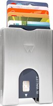 Walter Wallet - Portemonnee - Aluminium