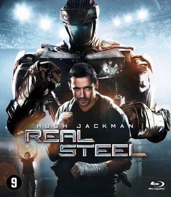 Cover van de film 'Real Steel'