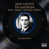 Last Recital (16 September 1950)