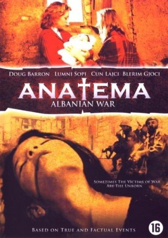 Cover van de film 'Albanian War: Anatema'