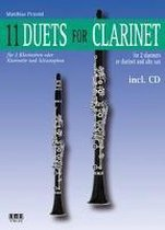 11 Duets for Clarinet