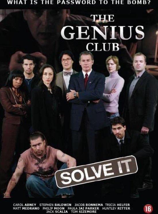 Cover van de film 'Genius Club'