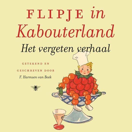 Flipje in kabouterland - F. Harmsen van Beek |