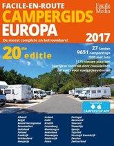 Boek cover Facile-en-Route - Facile-en-route campergids Europa 2017 van A.E.M. van den Dobbelsteen (Paperback)