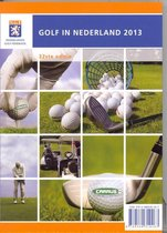 Golf in Nederland 2013