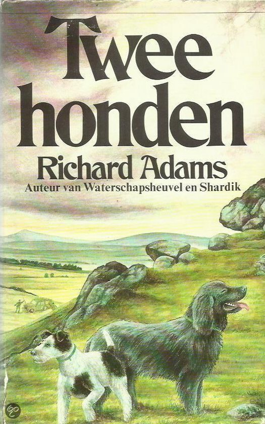 Twee honden - R. Adams |