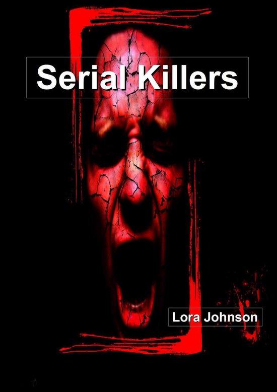 Omslag van Serial Killers
