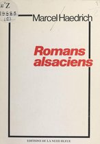 Romans alsaciens