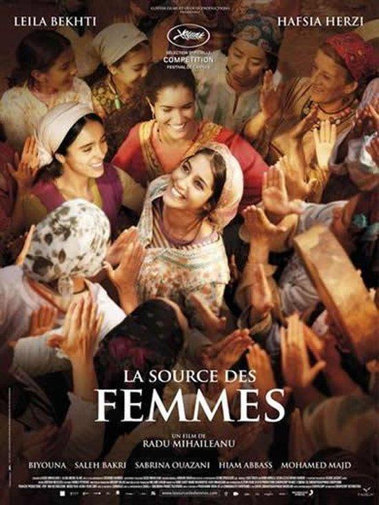 Cover van de film 'La Source Des Femmes'