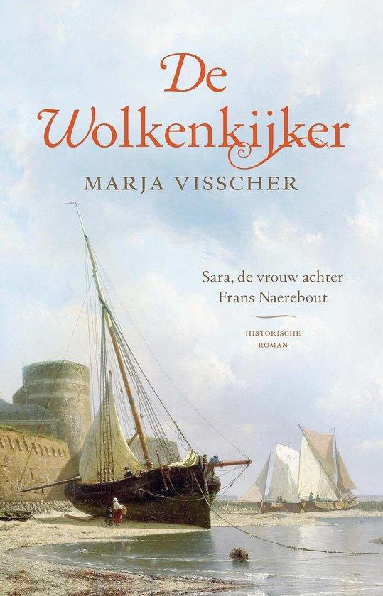Boek cover De Wolkenkijker van Marja Visscher (Onbekend)