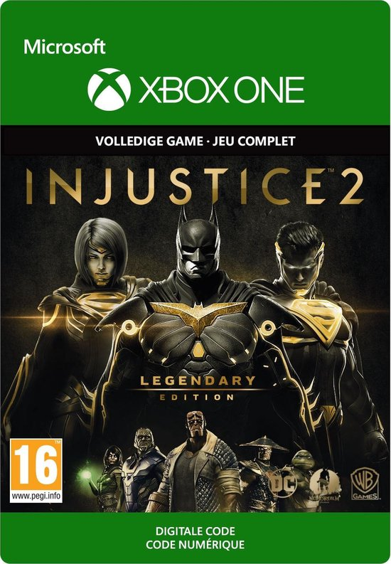 Injustice 2 – Legendary Edition – Xbox One Download