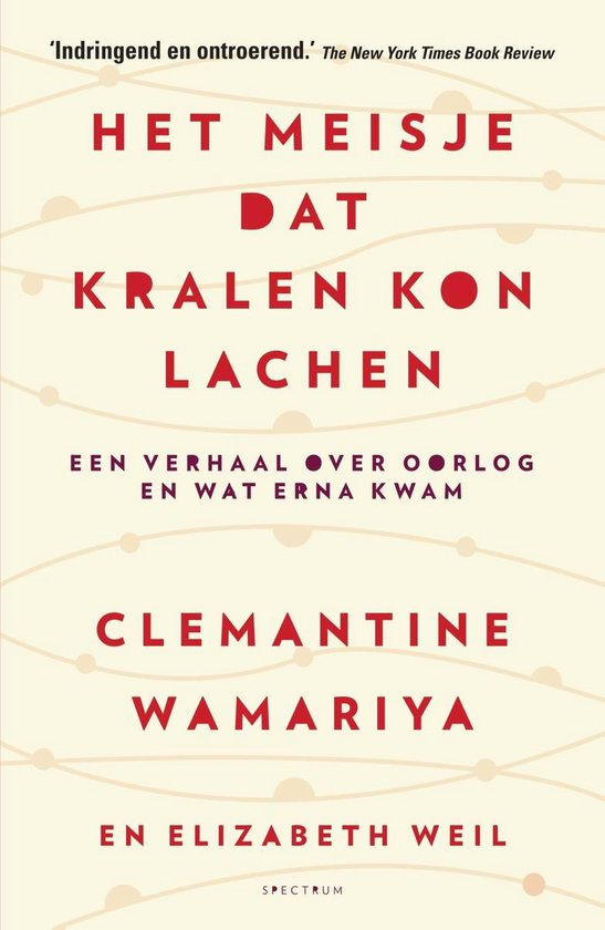 Het meisje dat kralen kon lachen - Clemantine Wamariya |