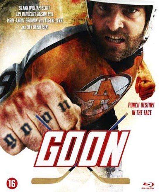 Cover van de film 'Goon'