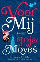 Omslag Boek Jojo Moyes - Voor mij