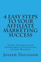 4 Easy Steps to Your Affiliate Marketing Success