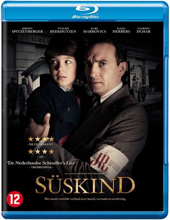 Cover van de film 'Süskind'