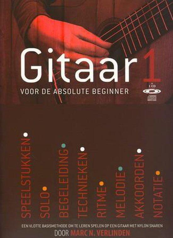 Gitaar 1 - Marc Nicolas Verlinden  