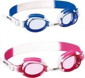 Zwembril voor kinderen  Roze/wit