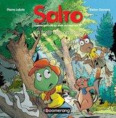Boek cover Salto 6 - La forêt des ombres van Pierre Labrie