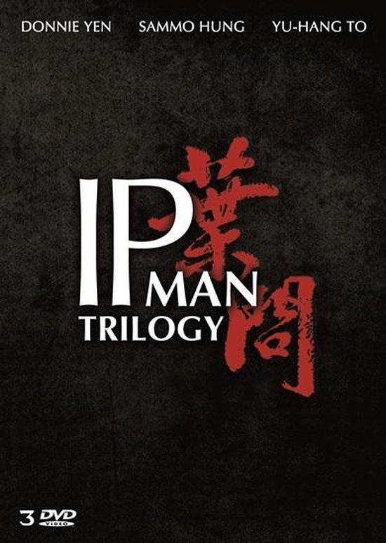 Cover van de film 'Ip Man Trilogy'