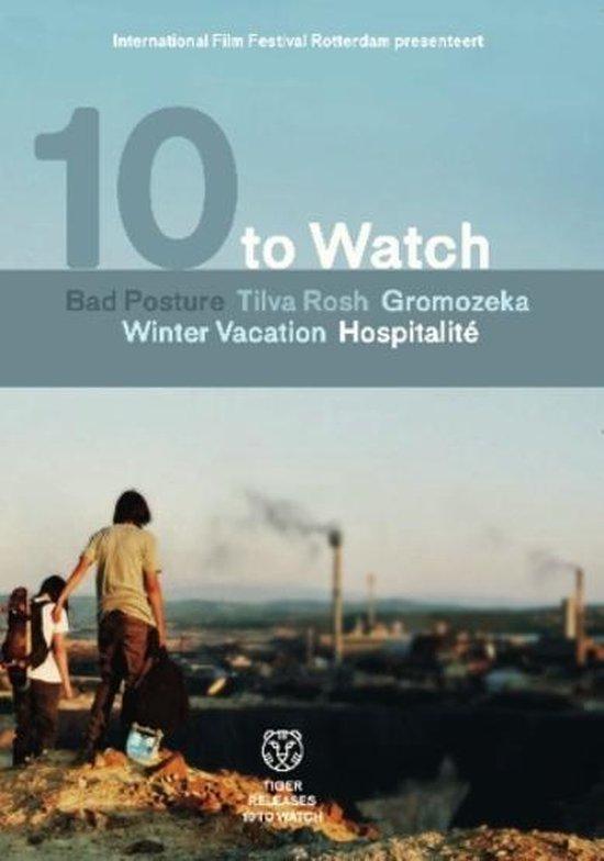 Cover van de film '10 To Watch - Box 1'