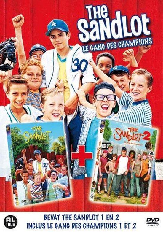 Cover van de film 'Sandlot 1&2'