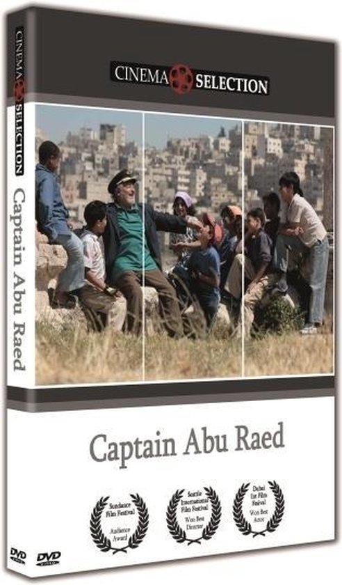 Cover van de film 'Captain Abu Raed'