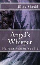 Omslag Angel's Whisper
