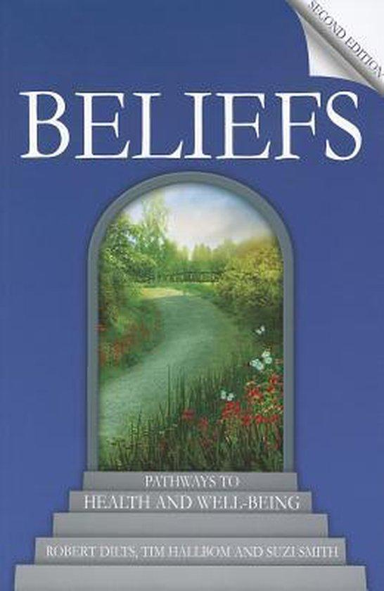 Boek cover Beliefs van Robert Dilts (Paperback)