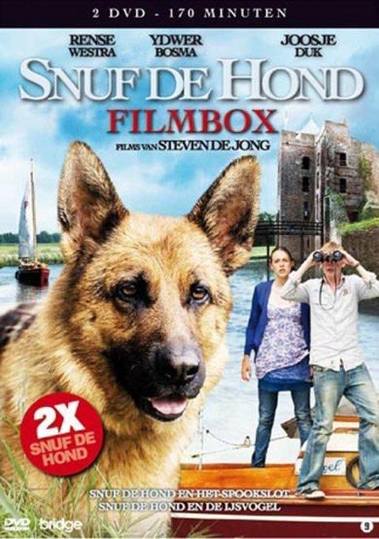 Cover van de film 'Snuf De Hond Filmbox'