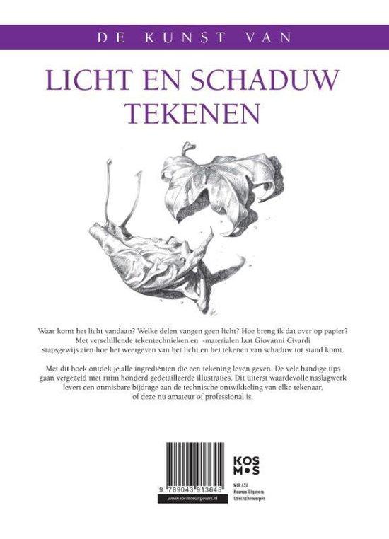 Licht en schaduw tekenen - Giovanni Civardi