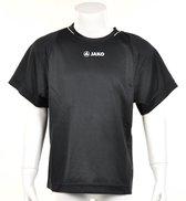 Jako Shirt Fire KM - Sportshirt - Kinderen - Maat 116 - Zwart